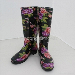 2014 fashion rainboots