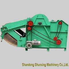 MQK-1040 rags tearing machine