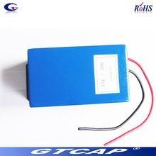 high power super capacitor bank module 110F 16V