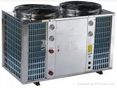 聚腾空气能商用热水器机组10p匹