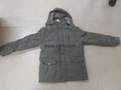 Stocklot Men's padding jacket