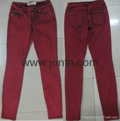 Women skinny pants 1