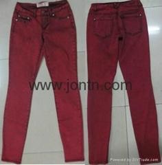 Women skinny pants