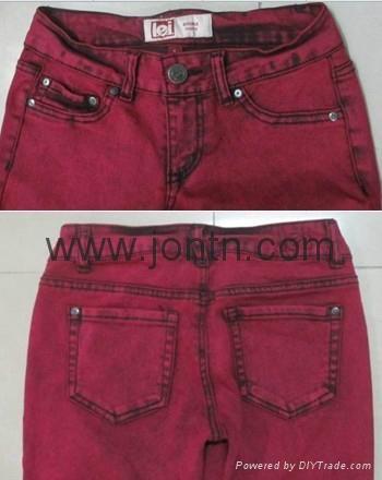 Women skinny pants 2