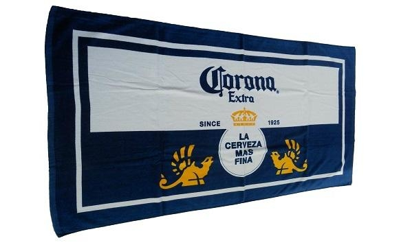 100% Cotton Screen Printed Promotional Towels 1