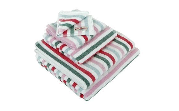 100% Cotton Stripe Towel Terry Towel 1