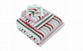 100% Cotton Stripe Towel Terry Towel