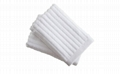Pure Cotton Stripe Towel, Jacquard Towel