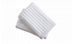 Pure Cotton Stripe Towel, Jacquard Towel