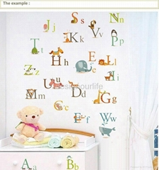 lovely wall sticker