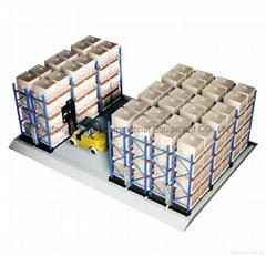 warehouse steel beam pallet rack heavy storage rack