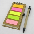 Custom memo Notebook