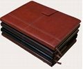 Custom Lether Cover notebook