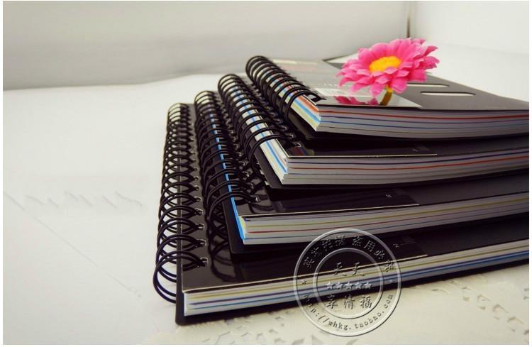 Custom Logo Spiral Bound Notebook 2