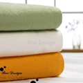 Soft 100% Cotton Flannel Baby Cot Sheet