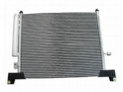 Car AC Condenser Core