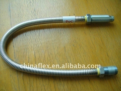 stainless steel fire sprinkler drop hose for fire protection