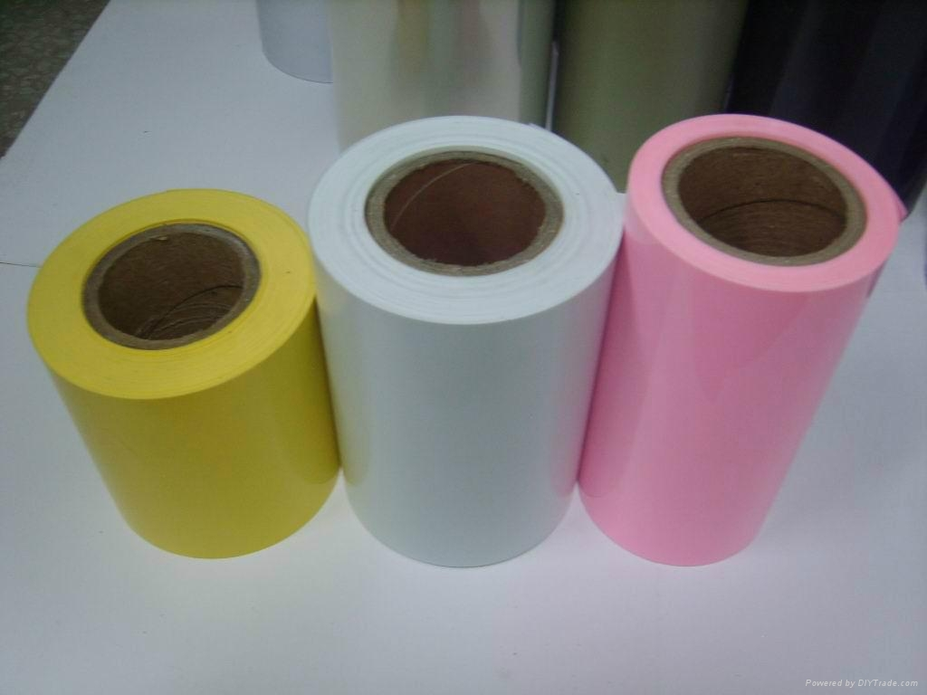 Hard Plastic Transparent Pvc Sheet Packaging For Candy Znsj Qiguo