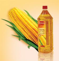 Refined Corn oil (Grade A)