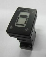 Park sensor switch