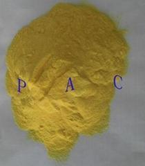 Poly aluminum Chloride or basic aluminum chloride short for PAC