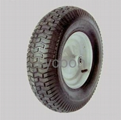 qingdao wheelbarrow tyre 350-8