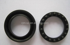 Hydraulic hby buffer seal for excavator cylinder