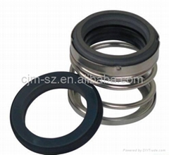 High temperature resistance buffer seal for excavator hydraulic cylinder