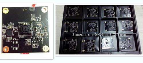 5M AF High speed document scanner Free drive CMOS camera module 3