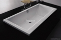 cast iron bathtub 2