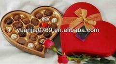 Dongguan Chocolate Gift Packaging Paper Box