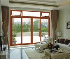 塑钢门窗、铝合金门窗、断桥铝门窗、铝木复合门窗