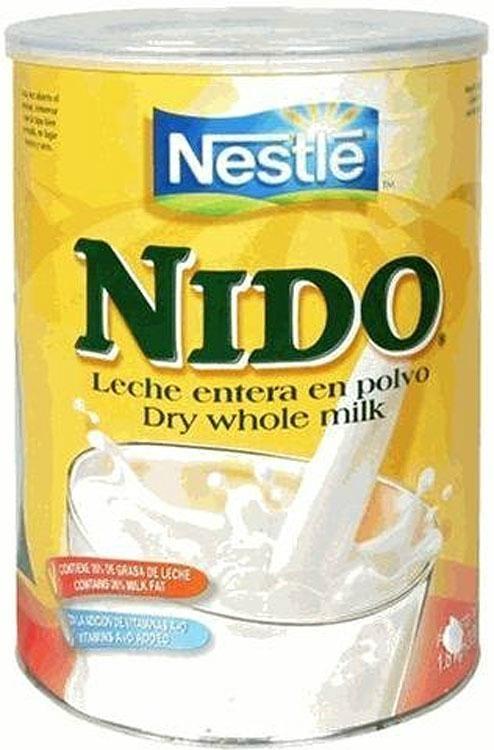 Healthy Nestle Brand Foods