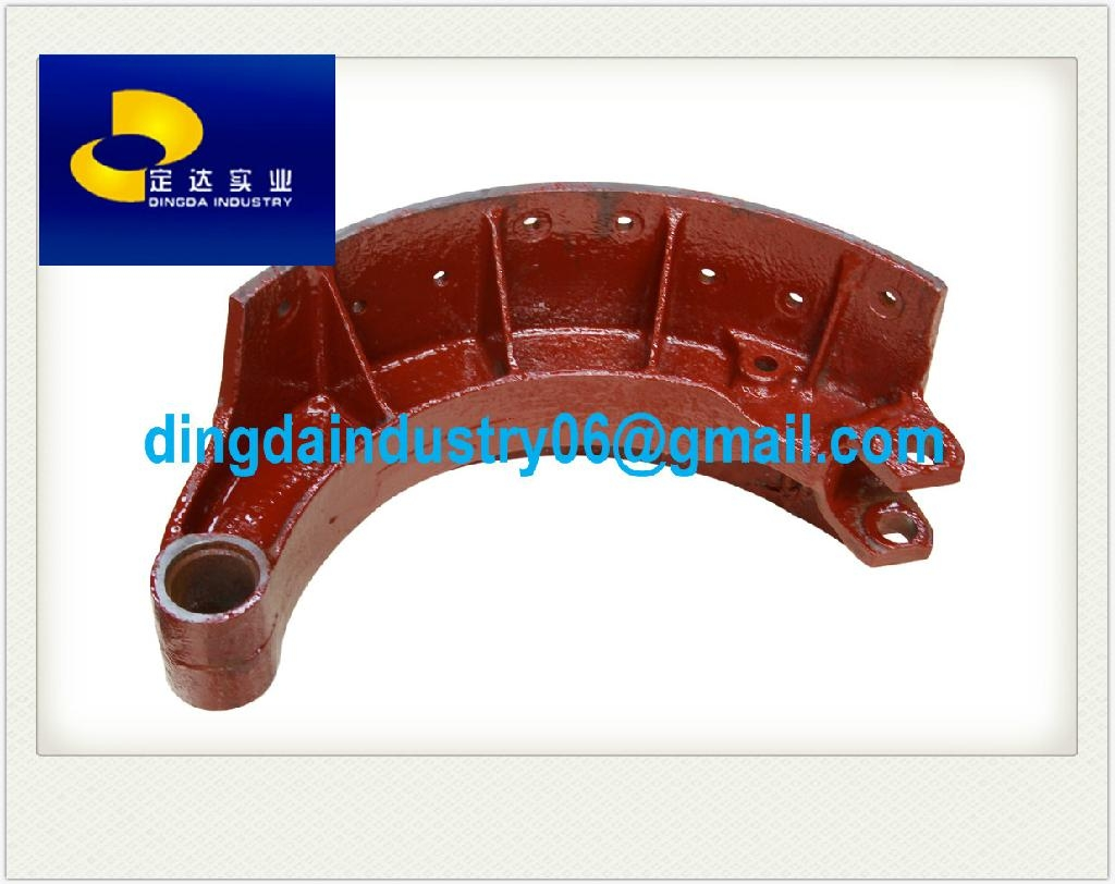 Brake Shoe For Heavy Duty Truck  1