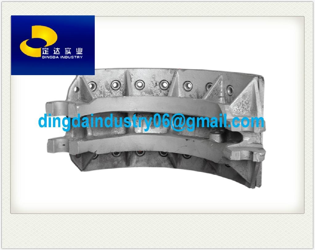 Brake Shoe For Heavy Duty Truck  5