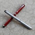 【廠家直銷】多功能激光電容觸摸筆 4in1電容筆 觸控手寫筆 2