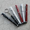 【廠家直銷】多功能激光電容觸摸筆 4in1電容筆 觸控手寫筆 5