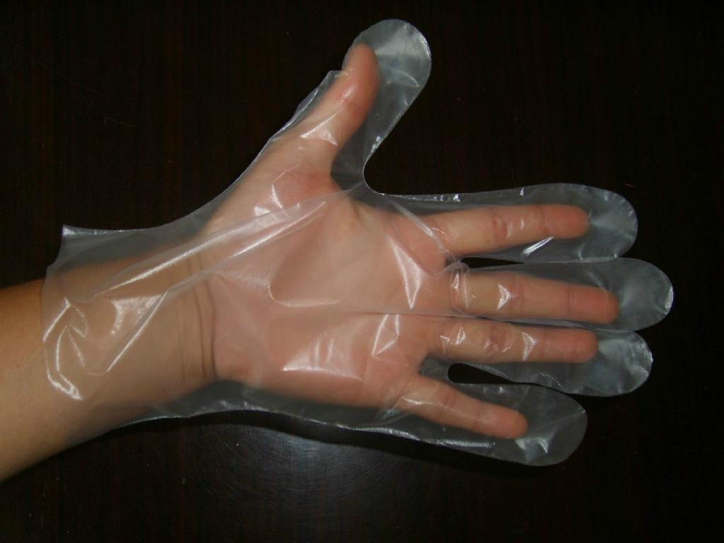 LDPE HDPE Glove 1
