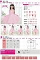2013韓版熱銷女童紅色可愛連