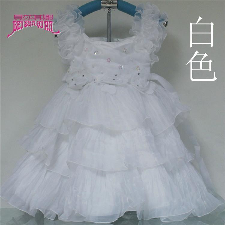 夏季新款韓版童裝女童公主裙 5