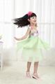 時尚女童雪紡儿童連衣裙 1