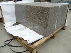 G664 granite staircase