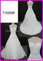 2013 lace Aline wedding dress from Guangzhou 1