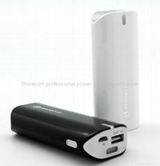 Universal portable power bank 5600mah power bank for samsung galaxy s2 /mobile p