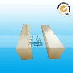 industrial transmission pu polyurethane v belt for conveyor