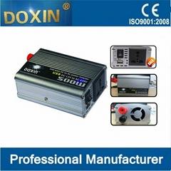 Guangzhou doxin 500W 12v to 220v car power inverter
