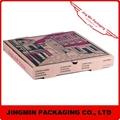 Corrugated board pizza boxes 2