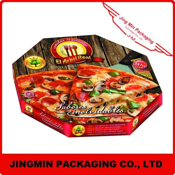 Corrugated board pizza boxes 5