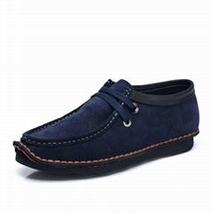 英伦高档休闲时尚鞋子