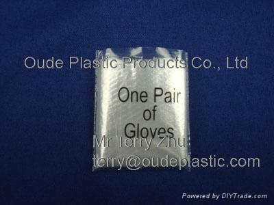 Disposable PE Gloves ( Individual Packing )   2